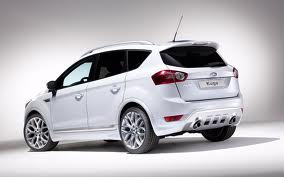 2013 Ford Escape Debuts Hands-Free Liftgate Using Motion-Sensing Technology