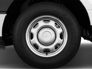 """2013 Ford F-150 2WD Reg Cab 145"""" XL Wheel Cap"""