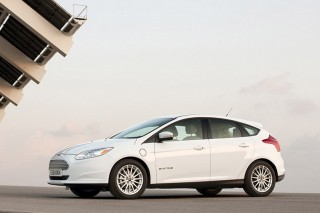 Used Ford Focus Electric