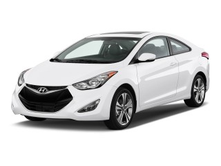 2013 Hyundai Elantra Coupe Photo
