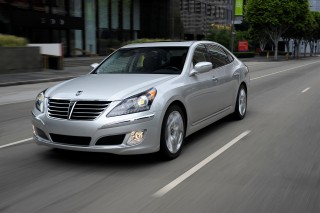 2013 Hyundai Equus Photo