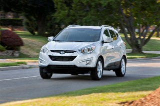 2013 Hyundai Tucson Photo