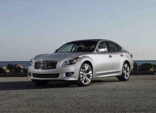 2013 Infiniti M Review and News - MotorAuthority