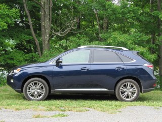 2013 Lexus RX 450h Photo