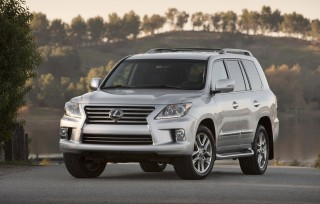 2013 Lexus LX 570 Photo