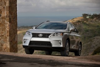 2013 Lexus RX 350 Photo