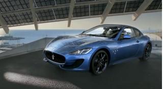 2013 Maserati GranTurismo Photo