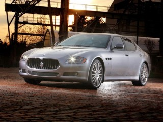 2013 Maserati Quattroporte Photo