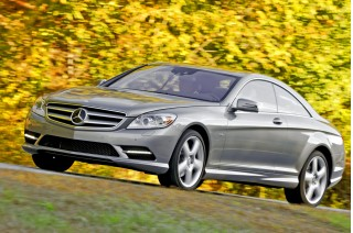 2013 Mercedes-Benz CL Class Photo
