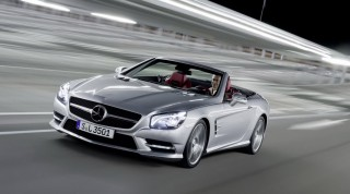 2013 Mercedes-Benz SL Class Photo