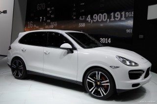 2014 Porsche Cayenne Photo