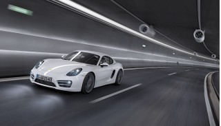 2014 Porsche Cayman Photo