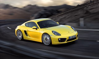 2013 Porsche Cayman Photo