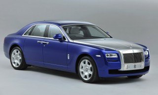 2014 Rolls-Royce Ghost Photo