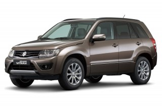 2013 Suzuki Grand Vitara Photo