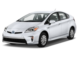 2013 Toyota Prius Plug In Photo