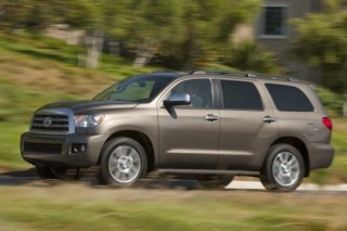 2013 Toyota Sequoia Photo
