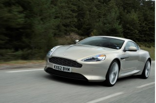 2014 Aston Martin DB9 Photo