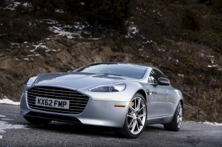 2014 Aston Martin Rapide Photo