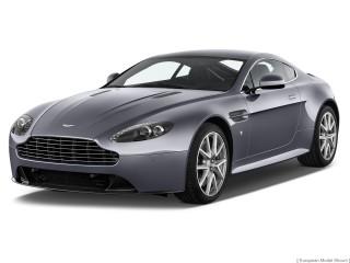 2014 Aston Martin V8 Vantage Photo