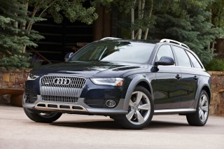 2014 Audi Allroad Photo
