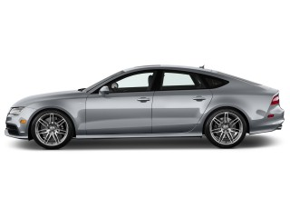 2014 Audi S7 4-door HB Prestige Side Exterior View