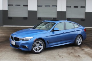 2014 BMW 3-Series Photo