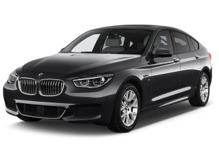 2014 BMW 5-Series Gran Turismo Photo