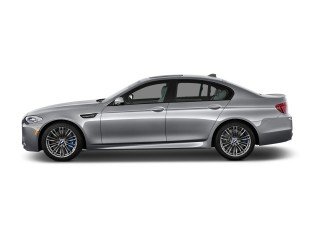 2014 BMW M5 Photo