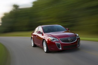 2014 Buick Regal Photo