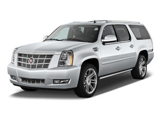 2014 Cadillac Escalade ESV Photo