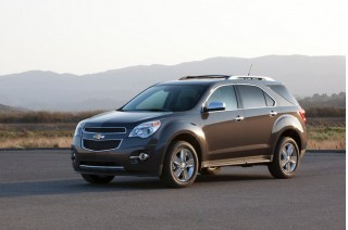 2014 Chevrolet Equinox Photo