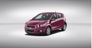 2014 Chevrolet Sonic Photo