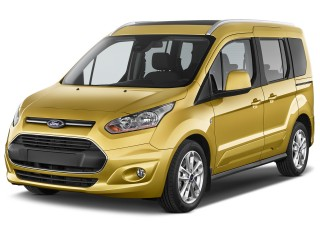 2014 Ford Transit Connect Wagon Photo