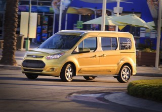 2014 Ford Transit Connect Photo