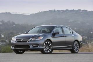 2014 Honda Accord Sedan Photo