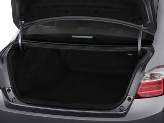 2014 Honda Accord Sedan 4-door V6 Auto EX-L Trunk