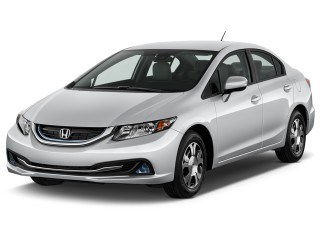 2014 Honda Civic Hybrid Photo