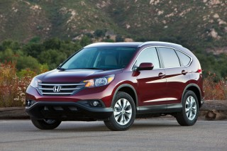 2014 Honda CR-V Photo