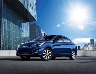 2014 Hyundai Accent Photo