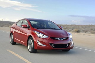 2014 Hyundai Elantra Photo