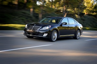 2014 Hyundai Equus Photo