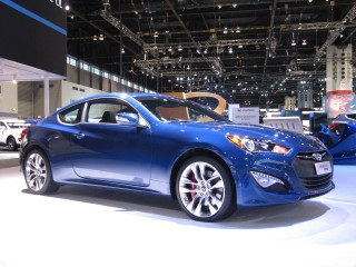 2014 Hyundai Genesis Coupe Photo