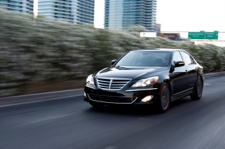 2014 Hyundai Genesis Photo