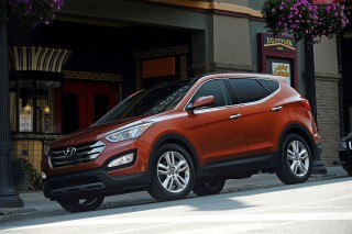 2014 Hyundai Santa Fe Photo