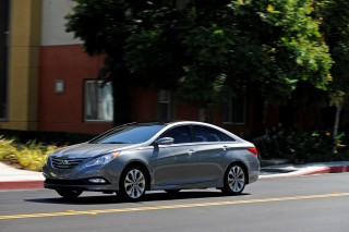 2014 Hyundai Sonata Photo