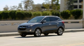 2014 Hyundai Tucson Photo