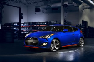 2014 Hyundai Veloster Photo