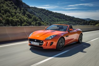 2014 Jaguar F-Type Photo