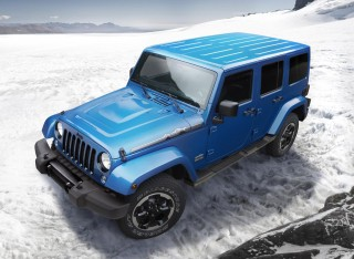 2014 Jeep Wrangler Photos